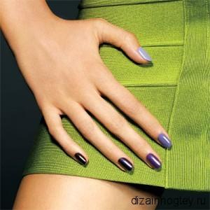 Модные тенденции в ногтевом дизайне
