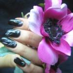 Ногти и цветы