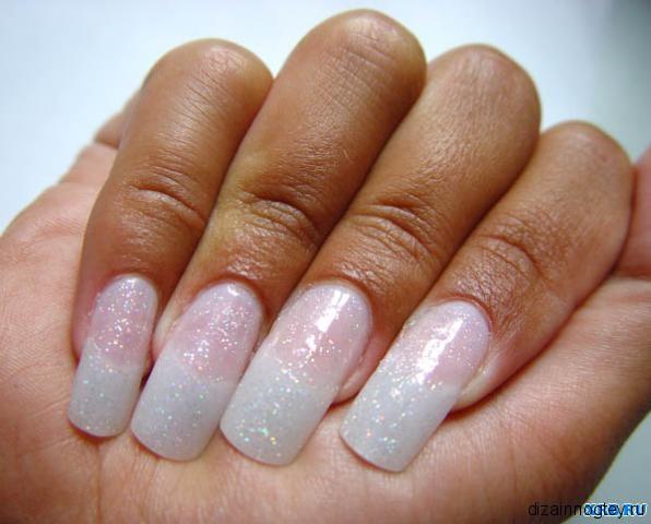У кого самые страшные ногти в мире? Страшные рисунки на 63
