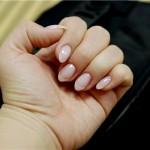 Форма ногтей миндаль
