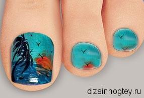 очень ломкие ногти на ногах