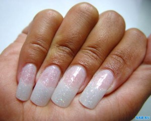 Дизайн ногтей на типсах