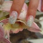 фото белого дизайна ногтей