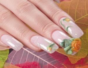 акриловые ногти требуют коррекции раз в 2-3 недели | Акриловые ногти требуют коррекции раз в 2-3 недели