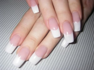 Ногти прямоугольные