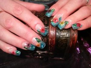 декоративные элементы для ногтей
