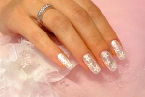 Красота рук невесты