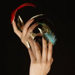 наращеные ногти