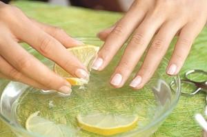 Лимон – замечательное средство для ногтей фото | Лимон – замечательное средство для ногтей