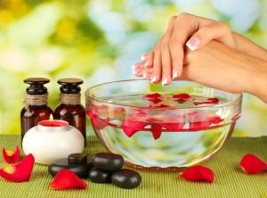 Целебные ванночки для ногтей фото | Целебные ванночки для ногтей